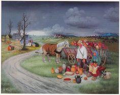 Blog of an Art Admirer: Croatian artists