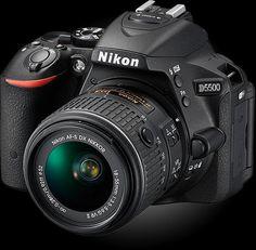 Specifiche Tecniche Nikon D5500