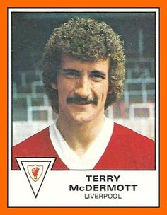 Old School Panini: UK Football Team - Liverpool FC 1980