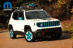 The 2017 Jeep Renegade is the featured model. The 2017 Jeep Renegade release image is added in the car pictures category by the author on Jun Auto Jeep, Jeep Cars, Jeep Jeep, White Jeep, Blue Jeep, Mopar, Viper Acr, Dodge Viper, Jeep Cherokee