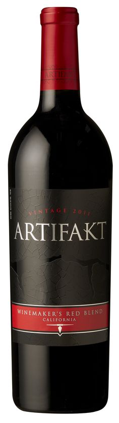 Artifakt Wine on Packaging of the World - Creative Package Design Gallery