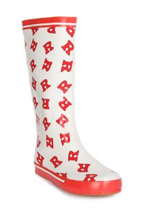 Rutgers University - http://www.myfanshoes.com/collections/colleges#