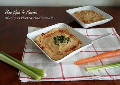 Hummus ricetta tradizionale mediorientale