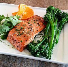 Sesame Salmon | Whole Sisters