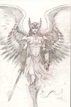 deviantart+worrior+angel+images | Hawkgirl - Angel by ~JMan-3H on deviantART