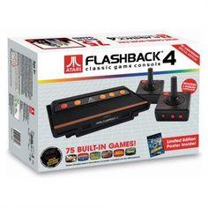 Atari Flashback 4 AR2670    Compra ahora en Linio Colombia  Linio Colombia