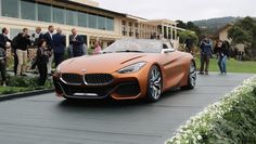 2019 BMW Z4 Firts Introduce