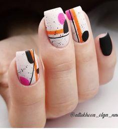 Get Nails, Hair And Nails, Nail Art Stripes, Red Acrylic Nails, Nails Design With Rhinestones, Pointed Nails, Black Nail Designs, Girls Nails, Shellac Nails