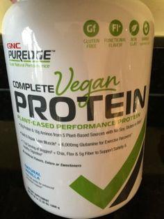 smoothies! #GNCplantprotein