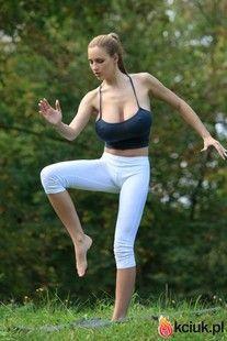 A może by tak iść na jogę?