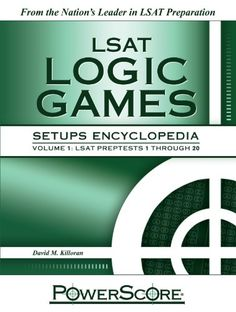 Lsat prep book reviews the blueprint for lsat logic games lsat the powerscore lsat logic games setups encyclopedia powe malvernweather