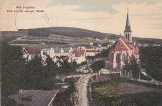 evangelische Kirche  und Söderweg 1911