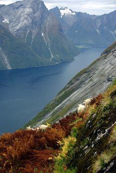 Maradalen, Norway.