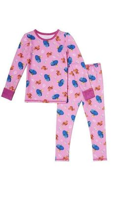 NWT Toddler Boys Cuddl Duds Thermals Warm Layers 2 piece set space size 2T//3T