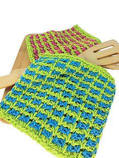 9ada3c1aff Ravelry  Wishy Washies pattern by Kim Guzman Crochet World