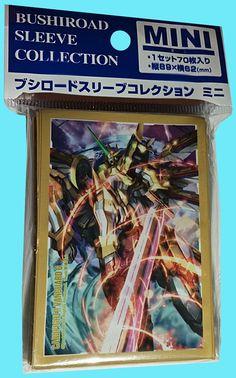 X-Gallop Card Sleeve Bushiroad Vanguard Sky Shooting Machine Deity Cardfight!