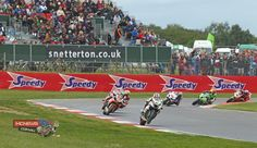 Byrne scored his second double win of the season at Snetterton - http://www.mcnews.com.au/bsb-2014-rnd3-snetterton-wrap/