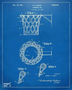 Another great find on zulily toilet paper roll 1891 blueprint art 1951 basketball net patent artwork blueprint drawing patentartwork malvernweather Images