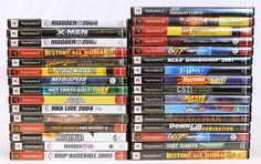 Sony Playstation 2 PS2 Video Games Lot of 31 Click Photos to Enlarge Click to Enlarge Description 31 PS2 Games Manuals included Please see photo for t... #games #video #playstation #sony