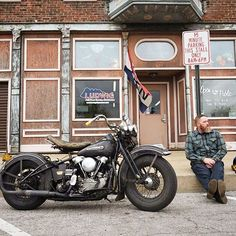 One more shoot @47knuckle at his home town.  #knucklehead