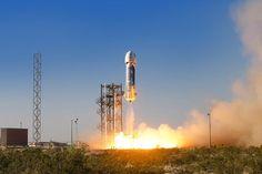В США успешно испытали ракету будущего (фото, видео) - Сила чи Розум?