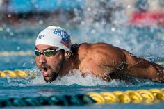 Michael Phelps Describes Favorite Hard Set