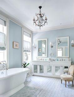 sea salt paint bathroom