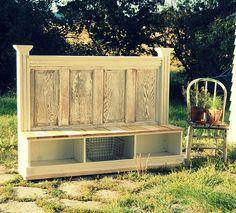 door/deacon bench
