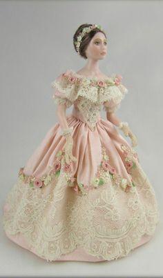 #historic dolls    pin- cynthiahoweminiatures.com. 47.28 4 qw