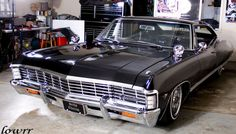 67 Impala Gorgeous Front End with Hide away lights