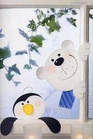 Výsledok vyhľadávania obrázkov pre dopyt výzdoba oken v mš zima