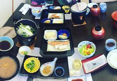 #Kaiseki #breakfast #nara #japan #honeymoon #2016 #travel #food by paulio415