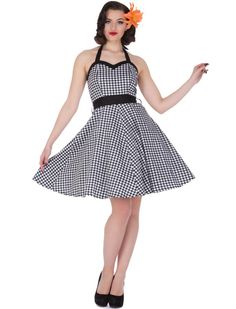 Anita Swing Dress - Kleider - Vintage-Style - Ars-Vivendi