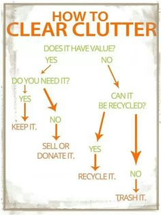 Clear That Clutter!