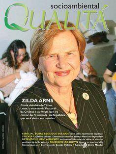 Revista Qualitá Socioambiental #5, 48 páginas, Curitiba-PR e São Paulo-SP, 2006