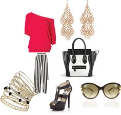 """""""Just a day out"""" by lashanna-stephens on Polyvore"""