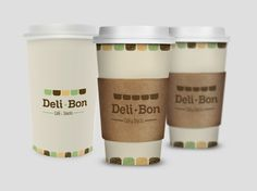 Packaging para Deli Bon