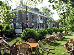 Cafe Hammingh in Garnwerd, Groningen