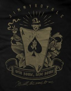 Ace of Spades Tshirt