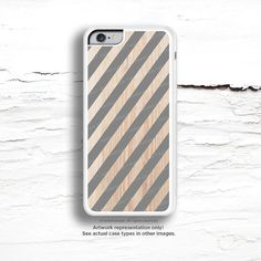 iPhone 6S Men's Case iPhone 5C Case Wood Print by HelloNutcase