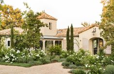 A look inside the dream house Steve and Brooke Giannetti built in Ojai, California, known as Patina Farm, and the book they wrote about it. Mediterranean Architecture, Mediterranean Home Decor, Spanish House, Spanish Style, Spanish Colonial, Spanish Revival, Style Toscan, Patina Style, Patina Farm