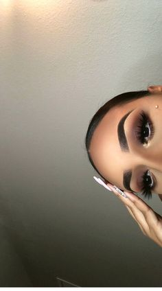 Trendy makeup prom tutorial brows 33 + Trendy Make-up Prom Tutorial Brauen Makeup On Fleek, Flawless Makeup, Cute Makeup, Prom Makeup, Gorgeous Makeup, Pretty Makeup, Skin Makeup, Eyeshadow Makeup, Awesome Makeup