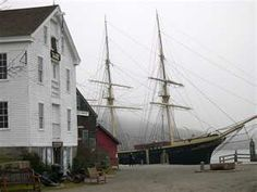 Mystic Seaport Village, Ct.