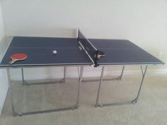 I bought this Joola midsize ping pong table at Amazon. Still Excellent condition.