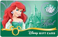 My Disney Gift Card Collection: Royal Debut Series
