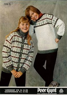 Norwegian Knitting, Scandinavian, Christmas Sweaters, Knitting Patterns, Pullover, Stitch, Jackets, Jumpers, Clothes