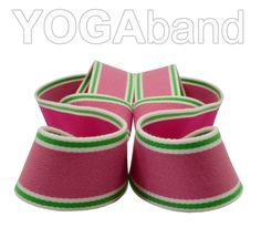 These double sided, Canadian-made vegan YOGAbands are sure to make you smile! www.truthbelts.com $20.00