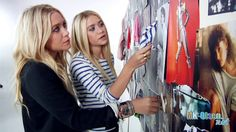 the Olsens from child actors to fashion godesses