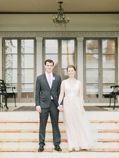 katie + kevin   Tamsin Gown by Catherine Deane for @BHLDN   #BHLDNbride