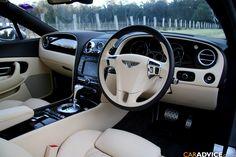 continental interiors - pure class!